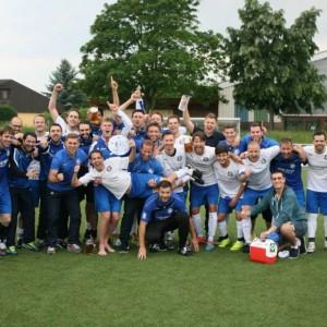 Fortuna Heddesheim 2 macht den Aufstieg in die A-Klasse vorzeitig perfekt.