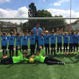 4. F-Jugendspieltag bei der JSG Hemsbach/Sulzbach