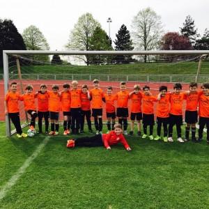 Weiterer erfolgreicher Spieltag für die F-Jugend