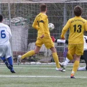 VfB Gartenstadt schlägt A-Ligist Fortuna Heddesheim mit 4:2 Toren
